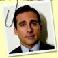 Michael Scott played by Steve Carell