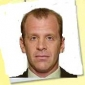 Toby Flenderson played by Paul Lieberstein