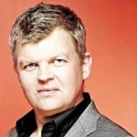 Himself - Presenter played by Adrian Chiles
