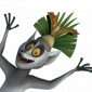 King Julien played by Danny Jacobs