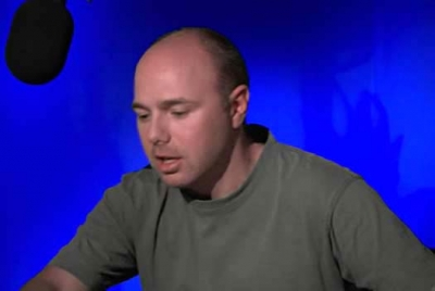 Karl Pilkington - Self photo