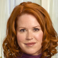 Anne Juergens played by Molly Ringwald