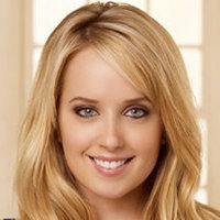 Grace Bowman played by Megan Park (II)