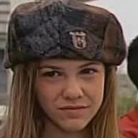 Alex Mack played by Larisa Oleynik
