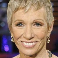 Barbara Corcoran played by Barbara Corcoran