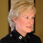 Captain Monica Rawlingplayed by Glenn Close