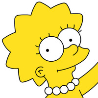 Lisa Simpson played by Yeardley Smith