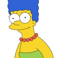 Marge Simpson played by Julie Kavner