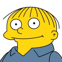 Ralph Wiggum played by Nancy Cartwright