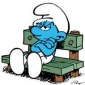 Grouchy Smurf played by Michael Bell