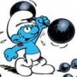 Hefty Smurf played by Ken Ramirez