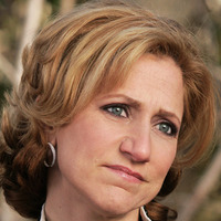 Carmela Soprano played by Edie Falco