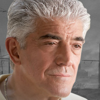 Phil Leotardo played by Frank Vincent