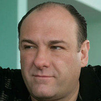 Tony Soprano played by James Gandolfini