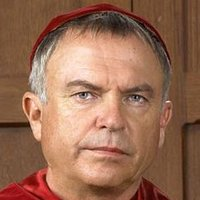 Cardinal Thomas Wolsey played by Sam Neill