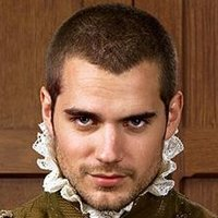 Charles Brandon played by Henry Cavill