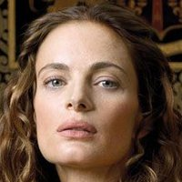 Princess Margaret played by Gabrielle Anwar