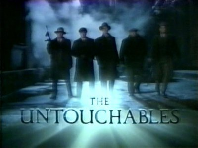 The Untouchables tv show photo