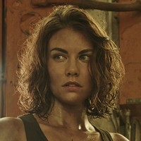 Maggie Greene played by Lauren Cohan
