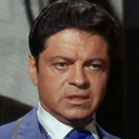 Artemus Gordon played by Ross Martin