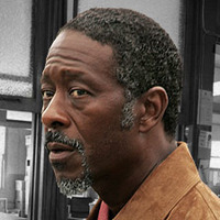 Det. Lester Freamon played by Clarke Peters