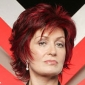 Judge 3 played by Sharon Osbourne