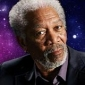 Morgan Freeman played by Morgan Freeman