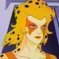 Cheetara played by Lynne Lipton
