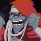 Mumm-Ra played by Earl Hammond