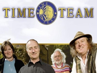 Time Team (UK) tv show photo