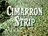 Cimarron Strip TV Show