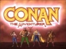 Conan the Adventurer TV Show