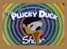 The Plucky Duck Show TV Show