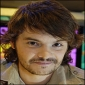 Presenter played by Barney Harwood