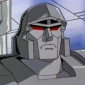 Megatron played by Frank Welker