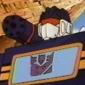 Soundwave played by Frank Welker
