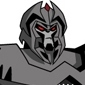 Megatron played by Corey Burton