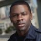 Cameron Boone played by Derek Luke