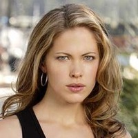 Kim Doherty played by Pascale Hutton