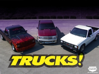 Trucks! tv show photo