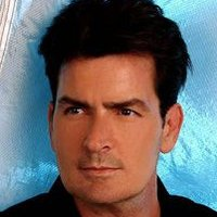 Charlie Harper played by Charlie Sheen