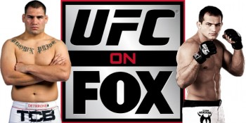 UFC on FOX tv show photo