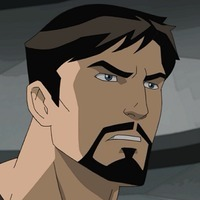 Tony Stark Ultimate Spider-man