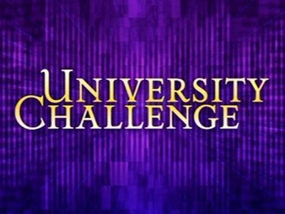 University Challenge (UK) tv show photo