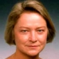 Kate Adie played by Kate Adie