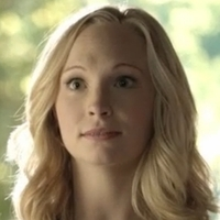 Caroline Forbes played by Candice Accola