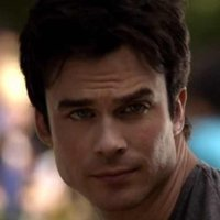 Damon Salvatore played by Ian Somerhalder