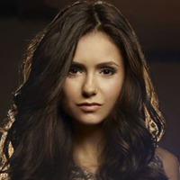 Elena Gilbert played by Nina Dobrev