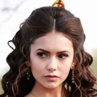 Katherine Pierce played by Nina Dobrev