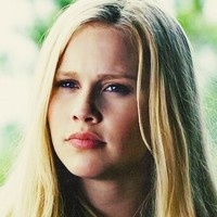 Rebekah played by Claire Holt